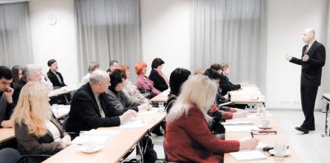 Personīgā izaugsme un attīstība – iespēja apmeklēt aktuālus biznesa apmācību ciklus